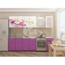 "Кухня "" Орхидея"" 2 метра"