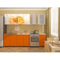 """Кухня """"Апельсин""""1,8 метра"""