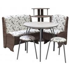 """Набор мебели """"Блюз"""" с круглым столом"""