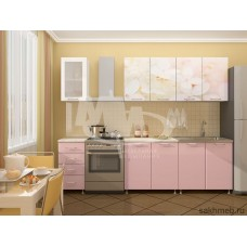 "Кухня ""Вишневый цвет"" 1,8 м"