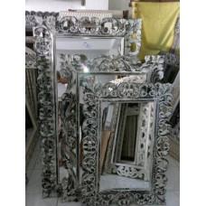 Зеркало из массива 1000*700 мм