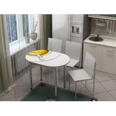 """Стол обеденный глянец """"Чай с лимоном"""""""